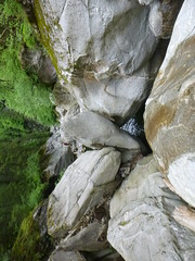 P1120419 (Mountain Sports Alpinschule) Tags: blue mountain sports lagoon canyoning zillertal zemmschlucht alpinschule
