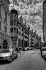 Munich, Germany (alex_evd) Tags: city travel summer architecture germany munich landscape deutschland outdoor munchen