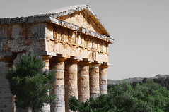 Segesta (Tomas Pfeifer) Tags: history architecture temple sicily segesta greektemple