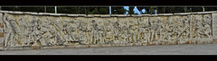 Bas-relief near the National Defense University in Bucharest (cod_gabriel) Tags: romania bucharest basrelief bukarest roumanie boekarest bucarest militaryacademy romnia basorelief bucareste academiamilitar universitateanationaldeaprare