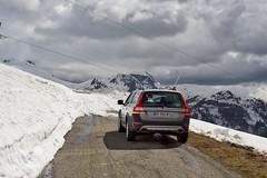 Alps (jmarcdive) Tags: france alps french volvo minolta sony du savoie col a7 rokkor xc70 joly hauteluce beaufortin