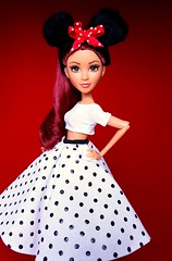 I'm just physically obsessed (ozthegreatandpowerful) Tags: world birthday woman project grande outfit dangerous doll dolls dress ooak 21st mc2 disney custom greedy camryn ariana intoyou