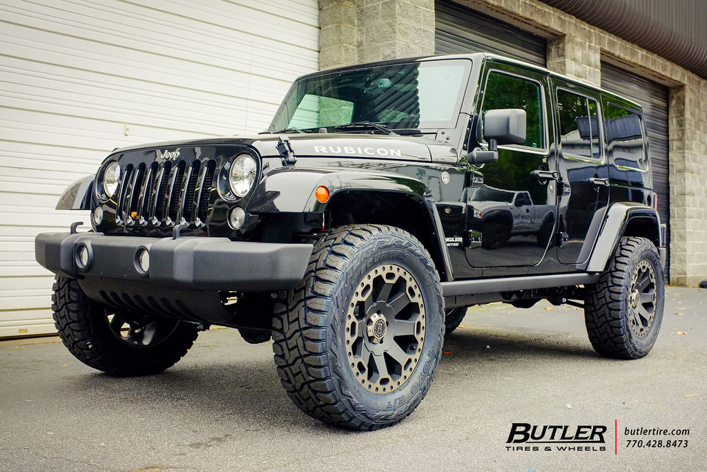 Wheels (Butler Tires and Wheels) Tags: black cars car jeep wheels ...