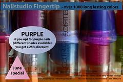 Special offer (Elly Snel) Tags: colors studio advertisement offer nailpolish challenge advertentie kleuren nagellak aanbieding ansh