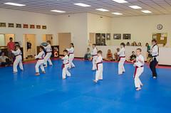 2016 Black Belt Test__DSC5049_28 (allen_cart) Tags: test white black belt tiger taekwondo whitetiger blackbelttest 2016
