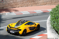 P1 (Gaetan | www.carbonphoto.fr) Tags: auto france car yellow speed french riviera great fast automotive monaco exotic mclaren coche carlo monte incredible luxury supercar p1 hypercar worldcars carbonphoto