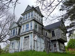 The Fatality Of Optimism (Doom vs) Tags: house abandoned novascotia decay derelict abandonednovascotia