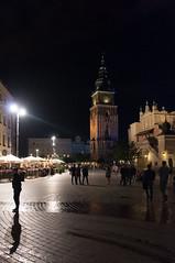 Krakow druga rano-104 (MMARCZYK) Tags: polska krakow nuit noc mariacki cracovie rynek pologne kosciol glowny