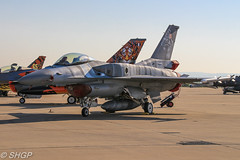 F-16C Fighting Falcon, Polish Air Force, Tigermeet 2016, Zaragoza, Spain (harrison-green) Tags: canon airplane spain force outdoor aircraft aviation air tiger jet fast sigma polish zaragoza falcon take vehicle fighting 31 meet squadron 2016 afterburner f16c reheat 700d 150500mm o0ff