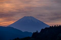 Fujisan! (Ken McManus) Tags: travel sunset japan asia fuji mountfuji hakone 2016