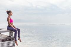 Inspiration (Nick Lens Photography) Tags: sunset inspiration art beach sport yoga pose indonesia photography nikon outdoor workshop meditation workout gili gitzo asana lululemon happyness trimurti inspiraton nicklens