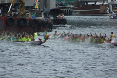 DSC08704 (rickytanghkg) Tags: sports hongkong asia outdoor sony sunny aberdeen dragonboatfestival a550 sonya550