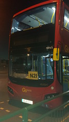 This is for jack MHV3 out on the N21s (Tricky.Micky) Tags: n21 evoseti mhv3 bus buses camberwellbuses