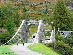 STONE BRIDGE CALEDONIAN CANAL (douglasbuick) Tags: scotland caledonian canal flickr nikon d40 inverness