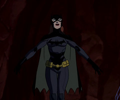 Batgirl -Young Justice: Invasion  (2012, 2013) (Many Faces of DC) Tags: batgirl 2012 barbaragordon 2013 alysonstoner youngjusticeinvasion