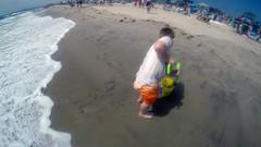 G0042148 (Tom Simpson) Tags: ocean beach newjersey nj nate nathaniel jerseyshore avonbythesea