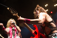 """Steel Panther @ Komplex 457 - Zurich • <a style=""""font-size:0.8em;"""" href=""""http://www.flickr.com/photos/32335787@N08/6867418806/"""" target=""""_blank"""">View on Flickr</a>"""