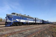 Dinner Train (missinglink34) Tags: iowa passengertrain funit