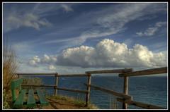 Piombino - Panorama da punta Falcone (Andrea Frediani Photo) Tags: sky panorama clouds landscape elba nuvole andre cielo punta livorno hdr falcone isole piombino frediani palamiola
