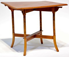 71. Unusual Handkerchief Table
