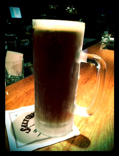 Tall, FROSTY Shiner Draft @ Salt Grass Shreveport