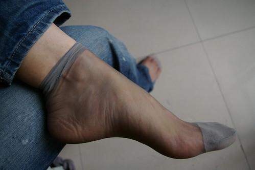Foot Fetish Nylon 78