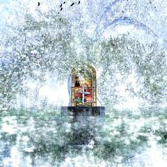 ethereal (Jeigh Gurbux) Tags: worship heaven cross prayer stainedglass holy ethereal alter fav10 simplybeautiful healingart contemporaryartsociety uniquecreations justpassingtime urworld artofimages beautyandart trasognoerealta mysoulmyheartmyart art2012 com50 soulocreativity secondlifemagical marvelousworks