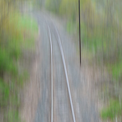 traveling (picj) Tags: motion bokeh traintracks surreal bsquare blurism