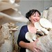 Suzana Arsovska, mushroom farm producer, some of the best restaurants in the country are already her regular customers