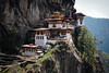 Tiger's Nest Monastery (Lil [Kristen Elsby]) Tags: travel cliff mountain topf25 architecture forest temple asia bhutan buddhist buddhism topv5555 monastery getty editorial taktsang paro gettyimages reportage travelphotography tigersnest tigersnestmonastery canon5dmarkii taktsangpalphugmonastery
