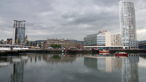 Belfast - Two Tall Buildings
