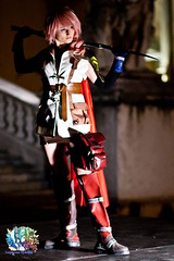 Lightning (Cosplayers Vicentini) Tags: