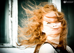 Windswept (Gordon Blackler) Tags: portrait urban motion window glass girl beautiful beauty face fashion canon hair advertising hotel moving spring movement glamour pretty artist artistic action gorgeous grunge ad adorable posing gritty redhead advertisement advert attractive romantic lovely elegant promotional goodlooking emotive glamor onlocation abandonedbuilding glamourous portraitphotography