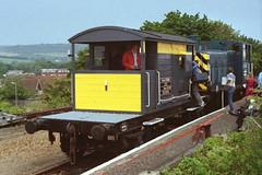 19860621 015 Sandown SR 15T Brakevan ZTO DS55724 and 03079 (15038) Tags: wagon br trains goods railways sr freight britishrail sandown brakevan 03079 zto 060dm 55724