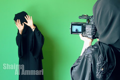 Don't take my photo! (Shjoon eleel tgY) Tags: camera media muslim stop muslims abaya shaima alammari shjooneleel