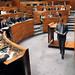 Nos empeñaremos en cumplir: con la ley, con nuestro programa, con nuestra ideología y con todos los asturianos