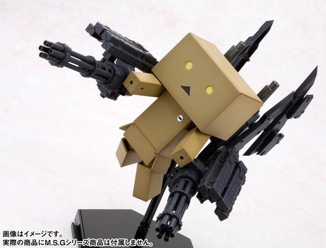 壽屋四葉妹妹阿楞可裝置重裝武器版本