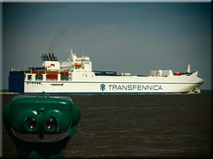 M/V Trica on the way to Hanko/Finland (Ostseetroll) Tags: hanko cuxhaven hang transfennica