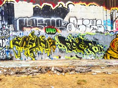 Enyhs keeps (all fucking city) Tags: graffiti oakland und eastbay acres keap ftl aqk krime