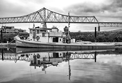 Patricia Ann at Astoria (Darren Sethe) Tags: bridge oregon boat fishing astoria megler patriciaann