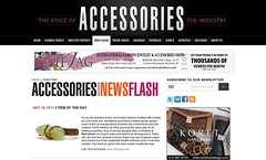 Accessories Magazine Feature (MerCurios) Tags: neon glow crystal jewelry glowinthedark accessories press quartz accessoriesmagazine mercurios itemoftheday mercuriosjewelry
