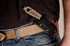 Esee Izula (S.Dobbins) Tags: belt knife wrap wilderness tactical esee izula parachord