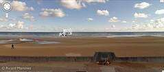 Omaha Beach D-Day (Arqueologia del punt de vista) Tags: dday robertcapa omahabeach refotografa