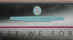 Nameplate Of 91110. (Neil Harvey 156) Tags: memorial britain railway battle 91 eastcoast of 91110 flightwakefield westgatewakefieldclass