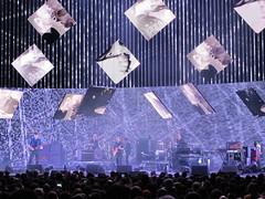 Radiohead - Thom Yorke, Jonny Greenwood, Colin Greenwood, Ed O'Brien & Phil Selway (Peter Hutchins) Tags: new tour camden bank center jersey thomyorke radiohead 2012 susquehanna jonnygreenwood colingreenwood philselway edobrien kingoflimbs