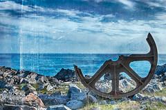 New Horizon - Hamningberg (Bozze) Tags: world texture wheel war iron ii hamningberg wwwoppnahorisonterse wwwopenhorizonsfinearteu