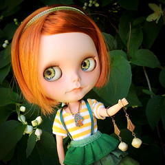 Blythe-a-Day June: 17/30 A Gift