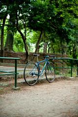 ERI's Cielo Sportif (Sim Works) Tags: bicycle handmade cielo chrisking