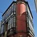 Dans la rue, Betanzos, province de La Corogne, Galice, Espagne.