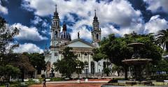 Parana (Miradortigre) Tags: church argentina day cloudy catedral iglesia ciudad entre parana entrerios r